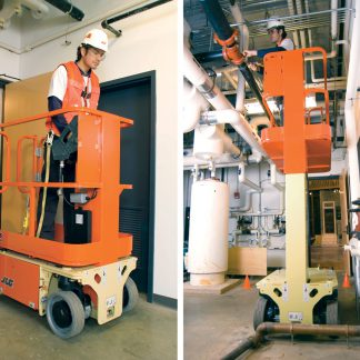 New JLG Vertical Mast Lifts For Sale