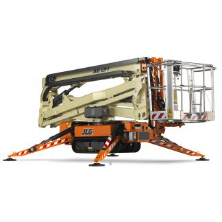 New JLG Compact Crawler Booms